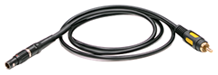 Video-Out Cable to use with GSCI systems. Standard Composite RCA connector output to transmit image from connected GSCI systems.